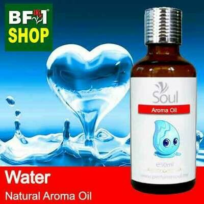 Natural Aroma Oil (AO) - Water Aura Aroma Oil - 50ml