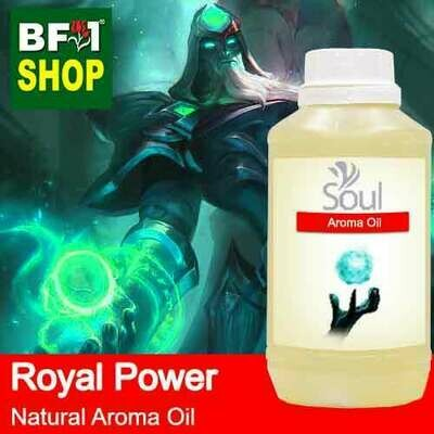 Natural Aroma Oil (AO) - Royal Power Aura Aroma Oil - 500ml