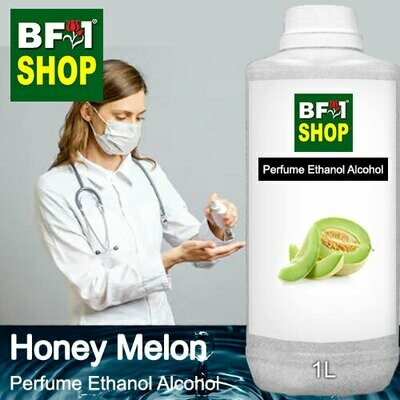 Perfume Alcohol - Ethanol Alcohol 75% with Honey Melon - 1L