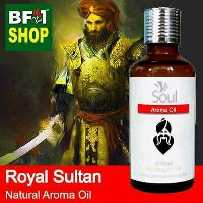 Natural Aroma Oil (AO) - Royal Sultan Aura Aroma Oil - 50ml