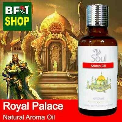 Natural Aroma Oil (AO) - Royal Palace Aura Aroma Oil - 50ml