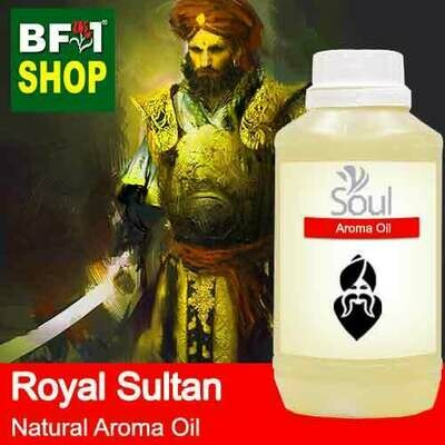 Natural Aroma Oil (AO) - Royal Sultan Aura Aroma Oil - 500ml