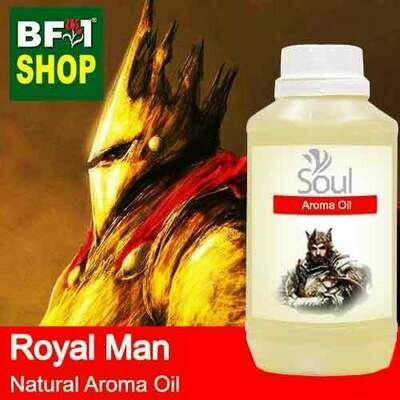 Natural Aroma Oil (AO) - Royal Man Aura Aroma Oil - 500ml