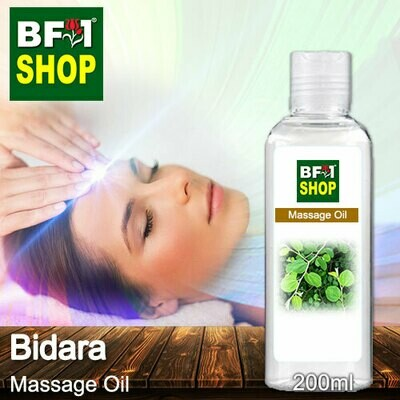 Palm Massage Oil - Bidara - 200ml