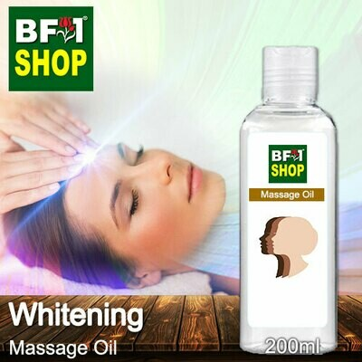 Palm Massage Oil - Whitening - 200ml