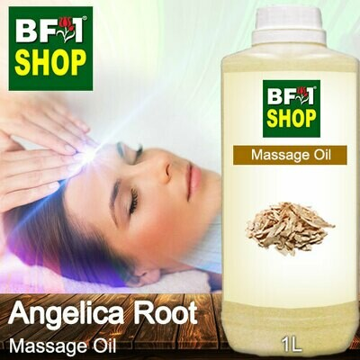Palm Massage Oil - Angelica Root - 1000ml