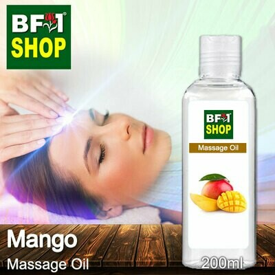 Palm Massage Oil - Mango - 200ml