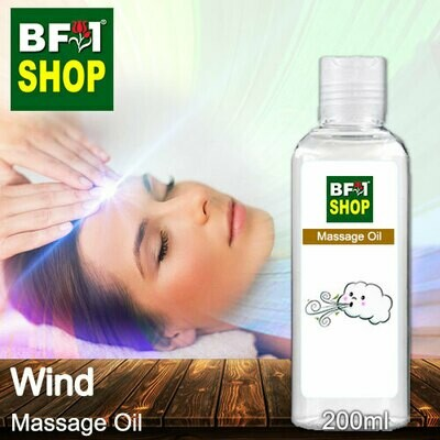 Palm Massage Oil - Wind - 200ml