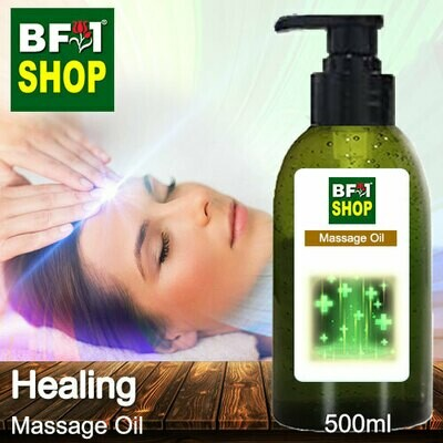 Palm Massage Oil - Healing - 500ml
