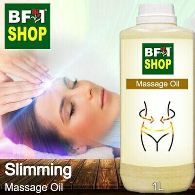 Palm Massage Oil - Slimming - 1000ml