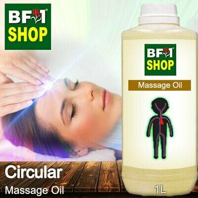 Palm Massage Oil - Circular - 1000ml