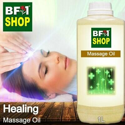 Palm Massage Oil - Healing - 1000ml