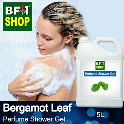 Perfume Shower Gel (PSG) - Bergamot Leaf - 5L