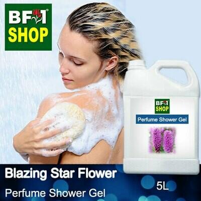 Perfume Shower Gel (PSG) - Blazing Star Flower - 5L