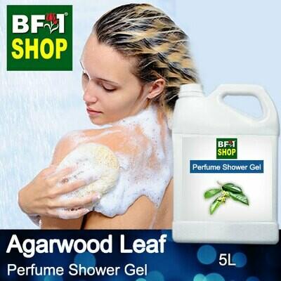 Perfume Shower Gel (PSG) - Agarwood Leaf - 5L