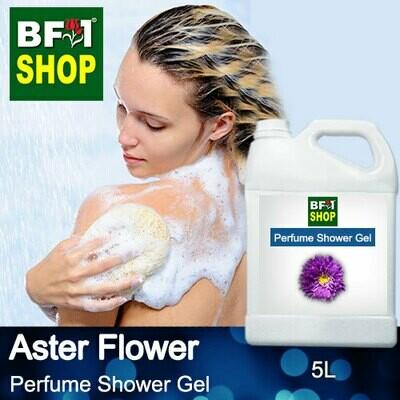 Perfume Shower Gel (PSG) - Aster Flower - 5L
