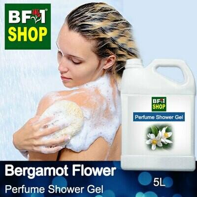 Perfume Shower Gel (PSG) - Bergamot Flower - 5L