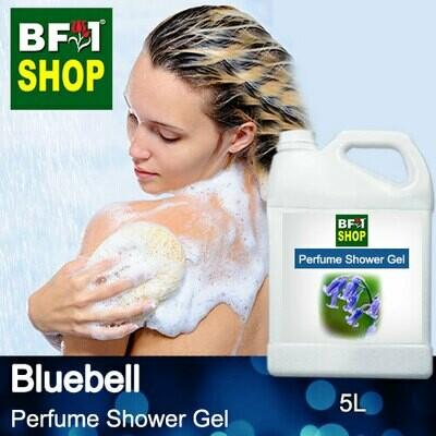 Perfume Shower Gel (PSG) - Bluebell - 5L