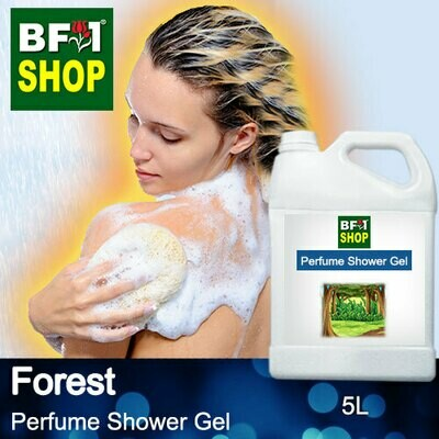Perfume Shower Gel (PSG) - Forest Aura - 5L
