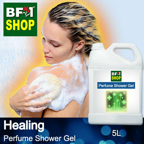 Perfume Shower Gel (PSG) - Healing Aura - 5L