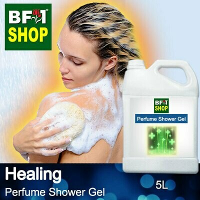 Perfume Shower Gel (PSG) - Healing Aura - 5L
