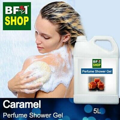 Perfume Shower Gel (PSG) - Caramel - 5L