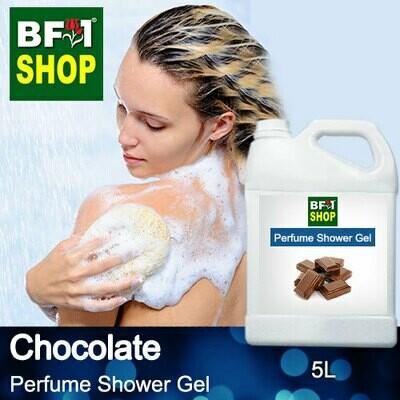Perfume Shower Gel (PSG) - Chocolate - 5L