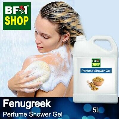 Perfume Shower Gel (PSG) - Fenugreek - 5L
