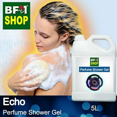 Perfume Shower Gel (PSG) - Echo Aura - 5L