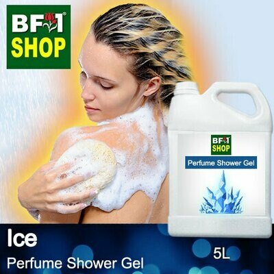 Perfume Shower Gel (PSG) - Ice Aura - 5L