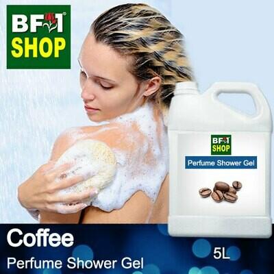 Perfume Shower Gel (PSG) - Coffee - 5L