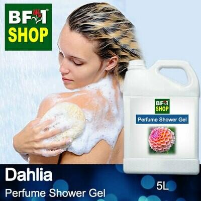 Perfume Shower Gel (PSG) - Dahlia - 5L