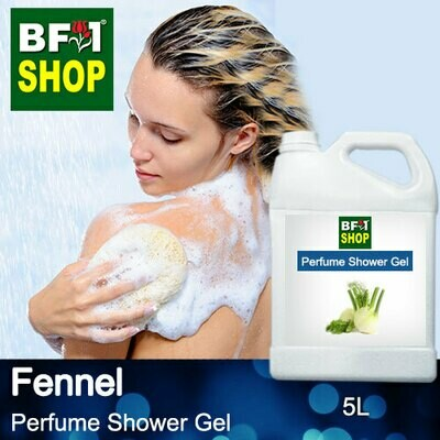 Perfume Shower Gel (PSG) - Fennel - 5L