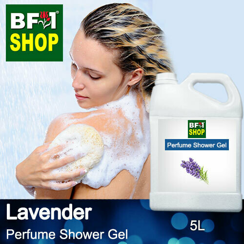 Perfume Shower Gel (PSG) - Lavender - 5L