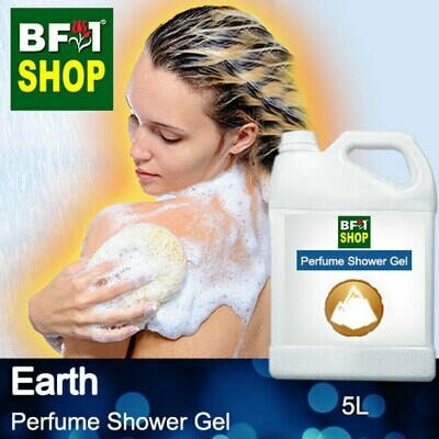 Perfume Shower Gel (PSG) - Earth Aura - 5L