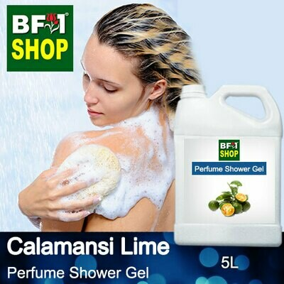 Perfume Shower Gel (PSG) - Calamansi Lime - 5L