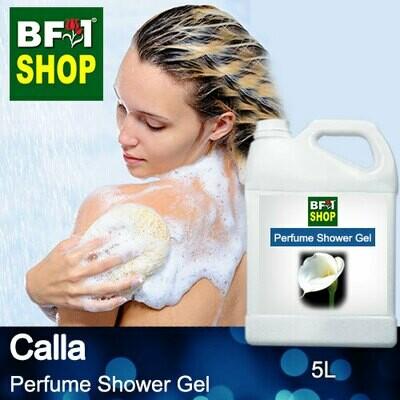 Perfume Shower Gel (PSG) - Calla - 5L