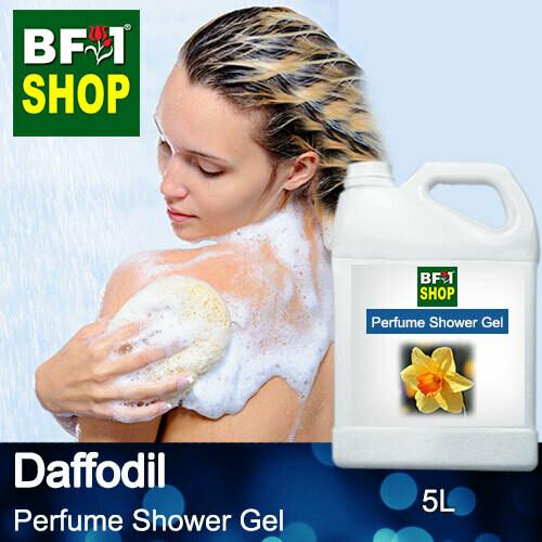 Perfume Shower Gel (PSG) - Daffodil - 5L