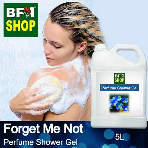Perfume Shower Gel (PSG) - Forget Me Not - 5L
