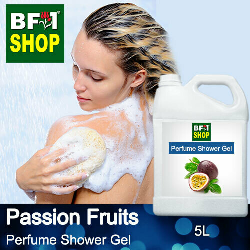 Perfume Shower Gel (PSG) - Passion Fruits - 5L