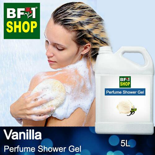 Perfume Shower Gel (PSG) - Vanilla - 5L