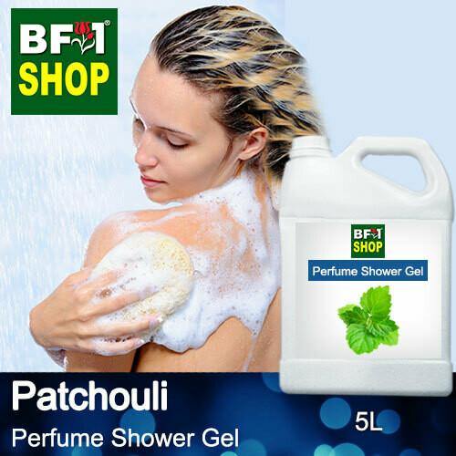 Perfume Shower Gel (PSG) - Patchouli - 5L