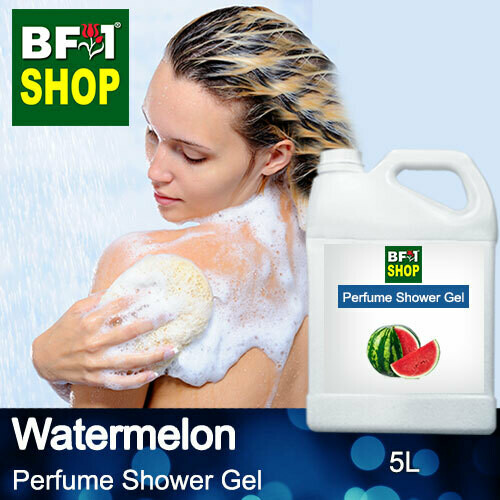 Perfume Shower Gel (PSG) - Watermelon - 5L
