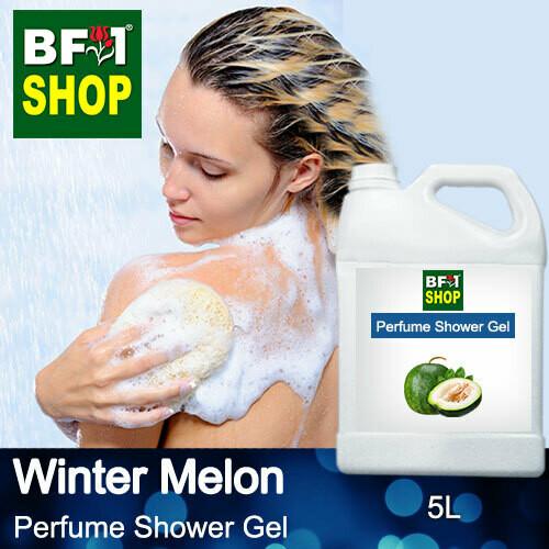 Perfume Shower Gel (PSG) - Winter Melon - 5L
