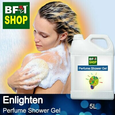 Perfume Shower Gel (PSG) - Enlighten Aura - 5L