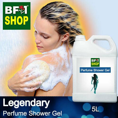 Perfume Shower Gel (PSG) - Legendary Aura - 5L