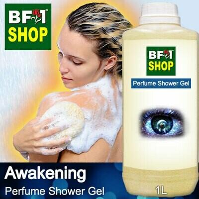 Perfume Shower Gel (PSG) - Awakening Aura - 1L