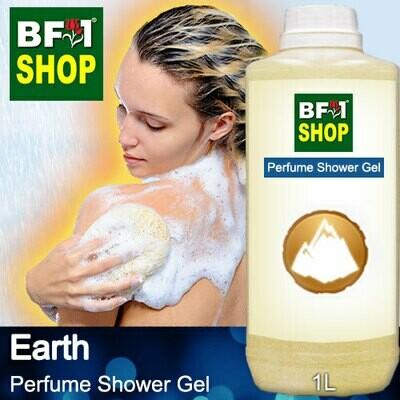 Perfume Shower Gel (PSG) - Earth Aura - 1L