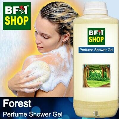 Perfume Shower Gel (PSG) - Forest Aura - 1L
