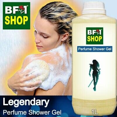 Perfume Shower Gel (PSG) - Legendary Aura - 1L